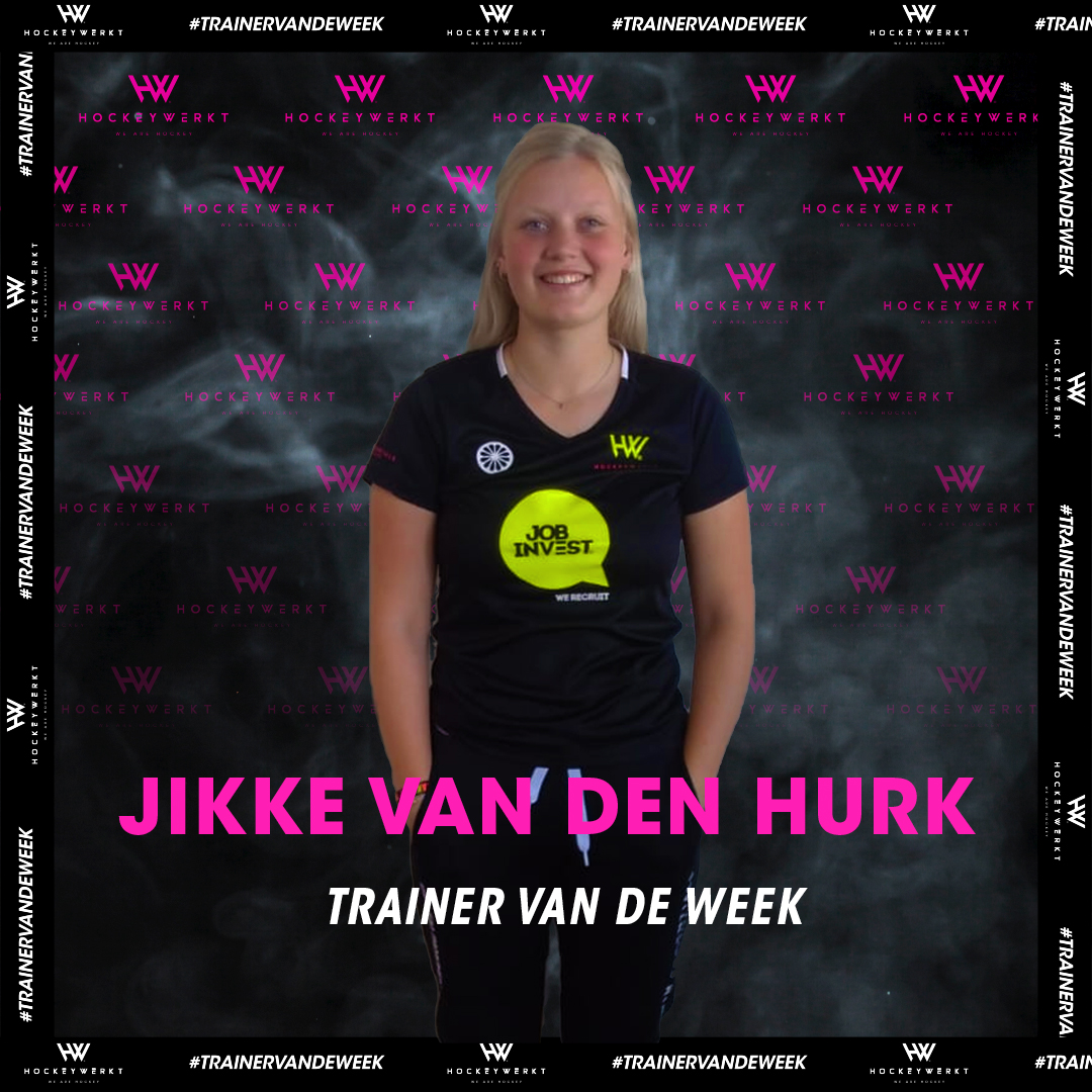 Trainer van de week - Jikke
